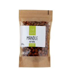 NATU - Mandle natural, 200g