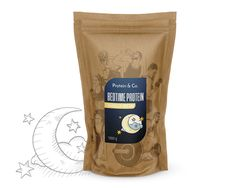 Protein&Co. BEDTIME protein 1 kg Příchuť 1: Vanilla dream